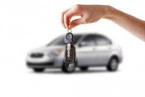 car-keys-white-background